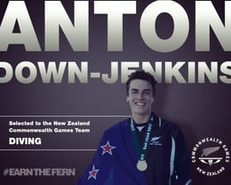 2018 Commonwealth Games - Anton Down-Jenkins